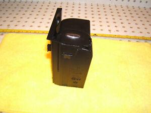 Mercedes W211 E320 E500 2004 Front console Black folding Cup Genuine 1 Holder