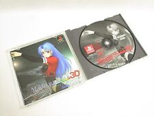 MOBIUS LINK 3D Item Ref/bbc Playstation PS1 Japan Game p1