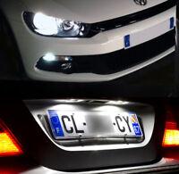 4  ampoules à LED blanc veilleuses + feux de plaque pour Volkswagen Scirocco
