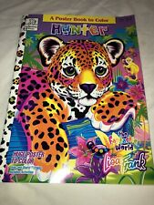 Lisa Frank Poster Color Book