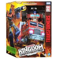 Transformers Generations Kingdom War for Cybertron Optimus Prime *New*