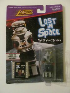Robot B-9 - Johnny Lightning Lost in Space Action Figure - Sealed