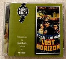 Lost Horizon  Ronald Colman SOUNDTRACK CD