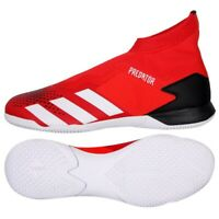 Adidas Predator 20.3 Ll In M EE9572 chaussures d'intérieur rouge rouge