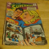 Superman #212 80 Page Giant ORIGINAL Vintage 1968 DC Comics