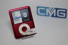 Apple iPod nano 3.Generation RED 8GB 3G ( sehr guter Zustand) geprüft #M9