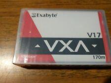 NOS Exabyte VXA V17 backup tape 170m