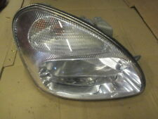 DAEWOO NUBIRA ESTATE RIGHT HEADLIGHT LAMP LENS TO FIT FROM 1999 - 2003 FIT