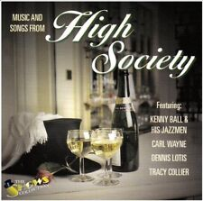 """High Society Highlights """"Various Artists"""" NEW CD 1st Class Post From The UK"""