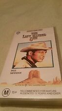 THE LEFT HANDED GUN - PAUL NEWMAN -  VHS VIDEO