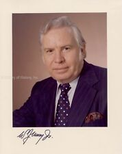 W. J. Usery Jr. - Photograph Signed