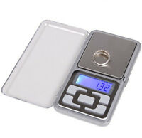 200g x 0.01g Digital Waagen Jewelry Scale Gold Herb Balance Weight Gram LCD DE