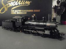 spectrum by bachmann no 83402 ho 4-4-0 american richmond loco dcc on board