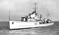 ROYAL NAVY H CLASS DESTROYER HMS HERO
