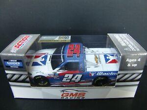 Chase Elliott 2020 iRacing #24 Silverado Truck Charlotte BOUNTY WIN NASCAR 1/64
