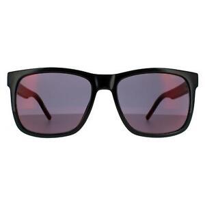 Hugo by Hugo Boss Sunglasses HG 1068/S 807 AO Black Red Mirror