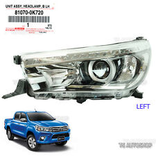 For Toyota Hilux Revo Sr5 M70 M80 15 2016 Left Led Head Lamp Light Projector OEM
