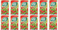 12 x TIC TAC Sweet & Sour Apple Mix Flavor Candy 12 x 18g 0.64oz