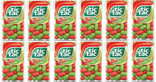 12 x TIC TAC Sweet & Sour Apple Mix Flavor Candy 12 x 18g 0.64oz