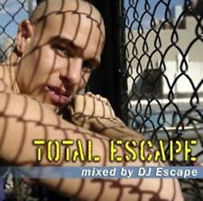 Total Escape by DJ Escape (CD, Music Plant) NEW Trance Dance