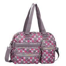 New Casa Di Borse Fashion Print Holdall  bag/ a lot of pockets/shoulder bag/gift