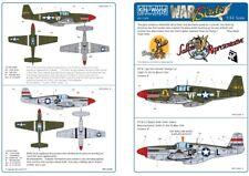 "Nouveau kits monde decals KW32008 1:32 North-American P-51B Mustang ""Shangri-la"" +"
