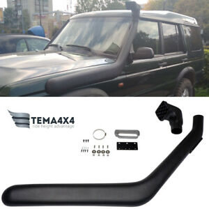 Intake Snorkel Kit for 1999-2004 Land Rover Discovery 2 II Cold Air Ram