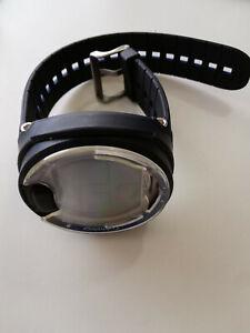 Cressi Leonardo Diving Computer Watch - Black/Grey