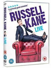 Russell Kane Live [DVD] [2015] Live Stand-up Comedy New Sealed