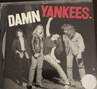 Damn Yankees Self-Titled CD NM US RARE Rock 1990 Warner Bros. Records Ted Nugent