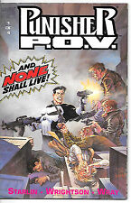 The Punisher POV #1 (1991) by Jim Starlin & Bernie Wrightson - 48pg squarebound