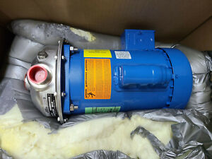 """NEW Goulds 1MS1D4F4 Stainless Pump 0.75HP 1PH 1.25"""" NPT IN 1.0 NPT Out"""
