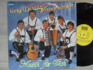 Original Brunner Vagabunden / Musik für dich Koch Records Vinyl/LP