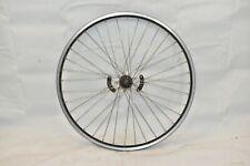 """Shimano 26"""" Rear MTB Bike Wheel Deore LX Hub OLW135 18mm 38S PV Black US Charity"""