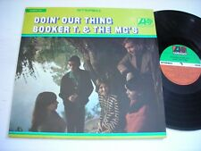Booker T. & the MG's Doin' Our Thing  Stereo LP VG+