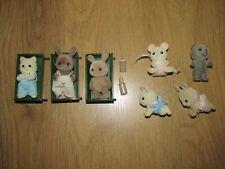 Sylvanian Families / Family Baby / Babies Figure's Set Bundle / Job Lot