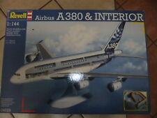 Revell - Airbus A380-800 - mit Inneneinrichtung  - NEU & OVP