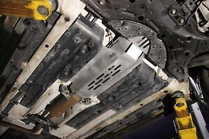 03-09 Prius Catalytic Converter Theft Protection Katalysator Diebstahlschutz