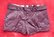 MISS SIXTY SHORTS W29 NEU SEXY TREND SOMMER 2018 ITALY ITALIEN GLANZ HOSE 38 M