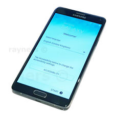 "(Faulty; Touchscreen) Samsung Galaxy Note 4 Black Sim Free 5.7"" 32GB SM-N910F"