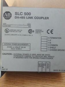 Allen bradley SLC 500_DH-485 _1747-AIC série B