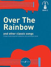Easy Uke Library Over The Rainbow Melody Lyrics Chords UKULELE FABER Music BOOK