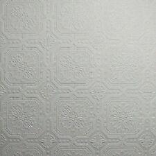 Superfresco Carta Da Parati Lusso Verniciabile Testurizzati Bianco 12011 LOTTO B