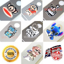 FUNNY TOP Cartoon 360 Degree ROTATION Gift Finger Grip Phone Stand Ring Holder
