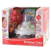 LOT 37055 Playgo 3555 Geburtstagstorte 21cm mit Sound Lied Küche Kinder NEU OVP