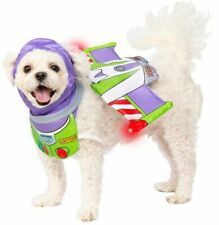 Rubies Toy Story Buzz Lightyear Pets Dogs Halloween Costume Accessory Kit 200190