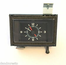 1977-1984 Chevrolet Impala Clock NOS tested by D&M Restoration