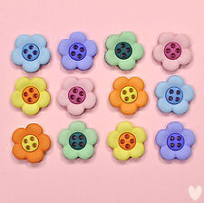 DRESS IT UP Sew Cute Two Part Daisy 6948 - Embellishments Daisy Flower Garden