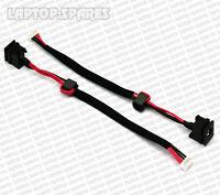 Toshiba Satellite C650 C650D 6017B0149801 DC Power Jack Socket Cable Wire DW002