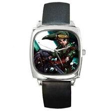 The Legend of Zelda animation leather wrist watch